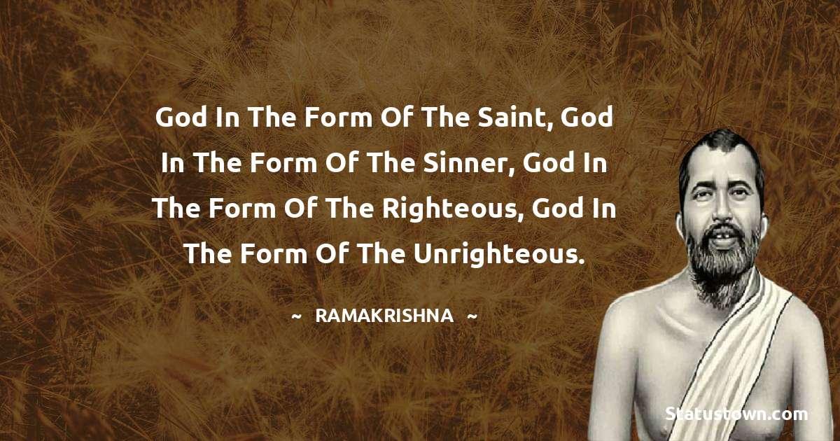 Ramakrishna Quotes for Success