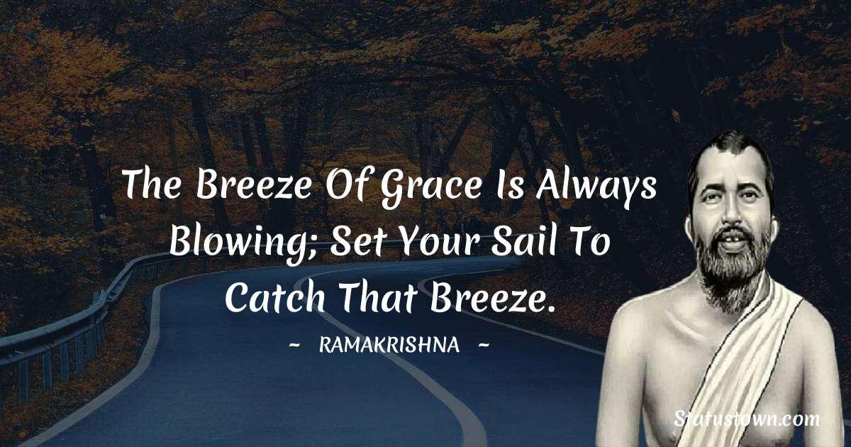 Ramakrishna Encouragement Quotes