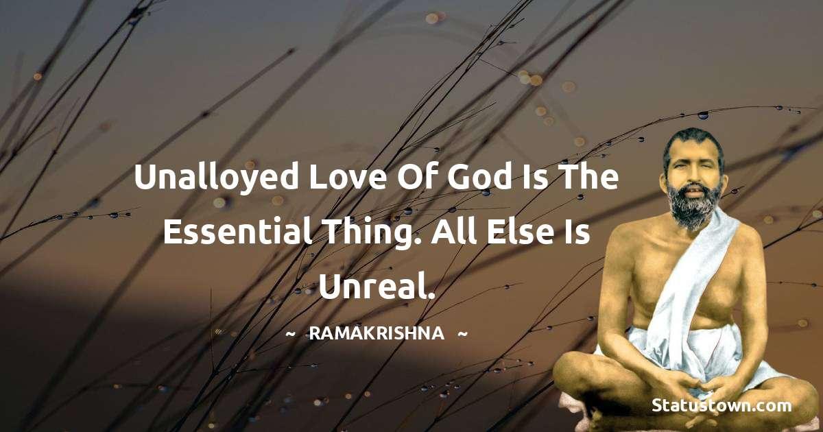 Ramakrishna Status