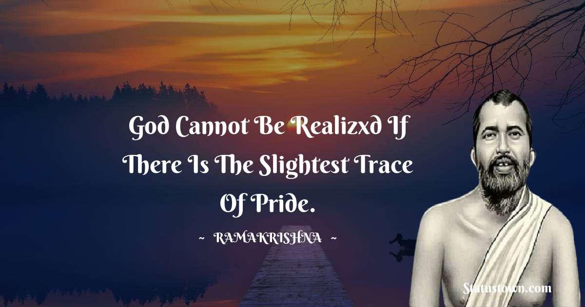 Ramakrishna Short Quotes