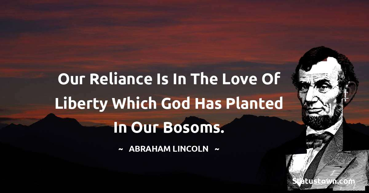 Abraham Lincoln   Quotes images