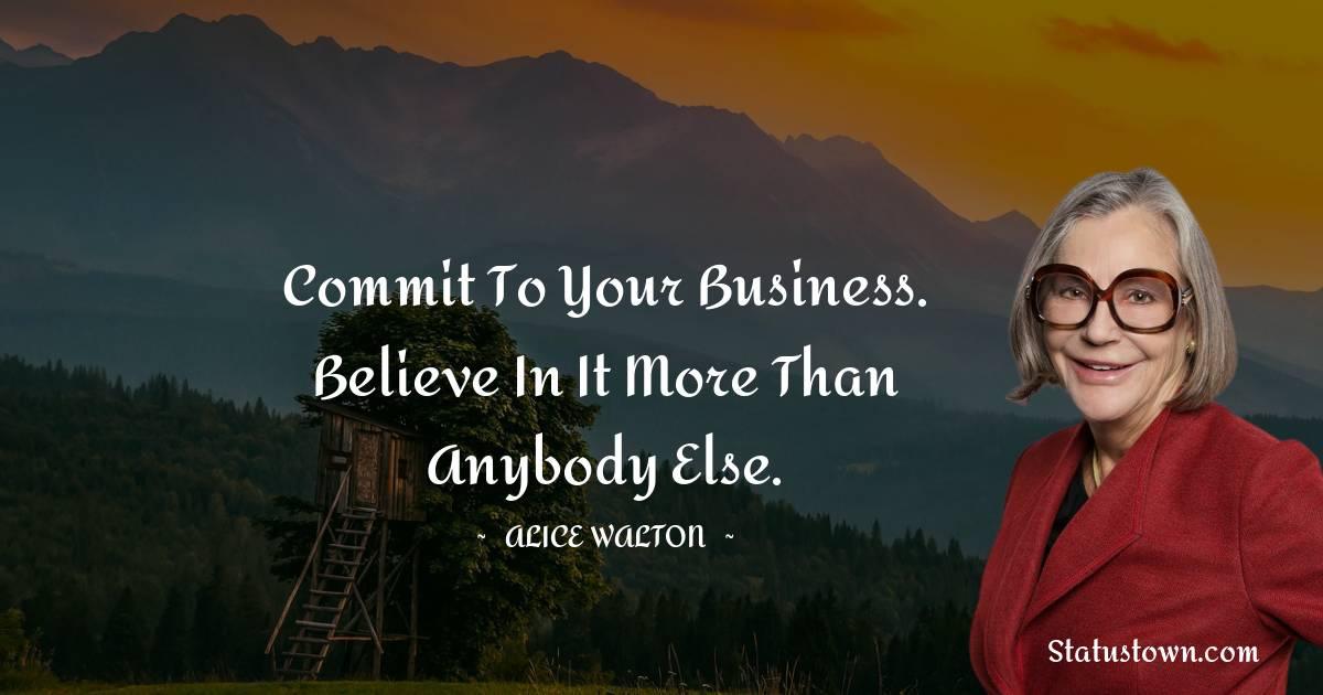 Alice Walton Quotes images