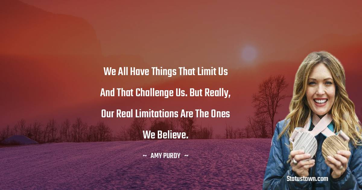 Amy Purdy Quotes images