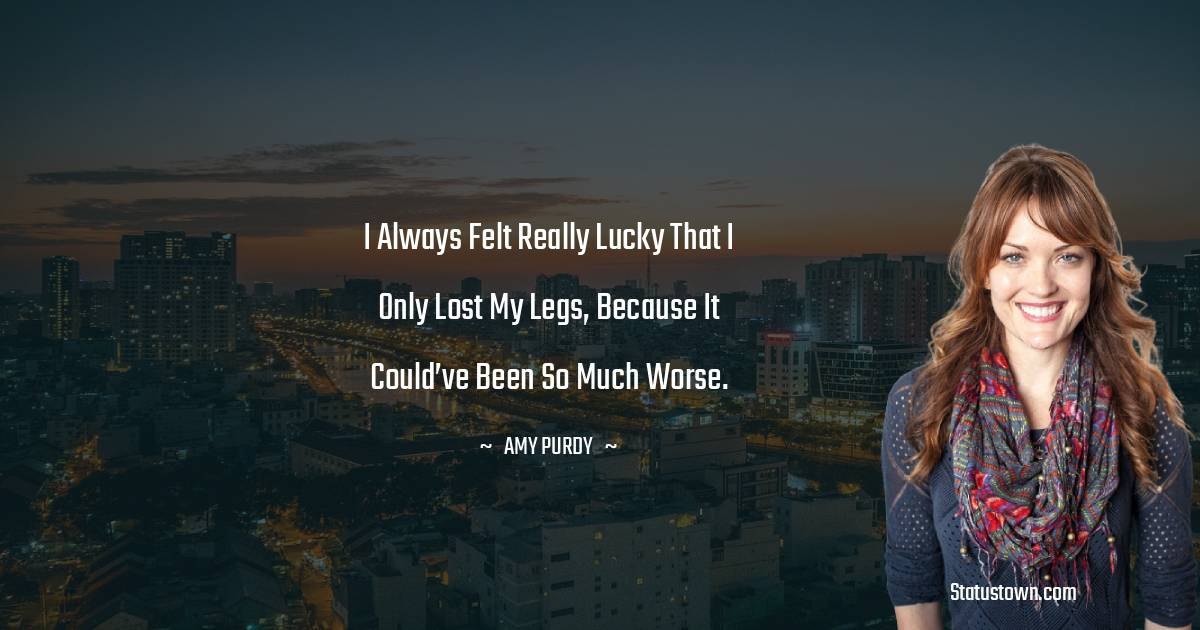 Amy Purdy Inspirational Quotes
