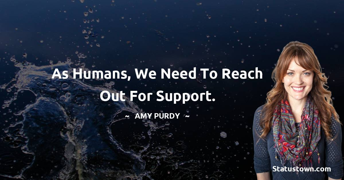Amy Purdy Unique Quotes