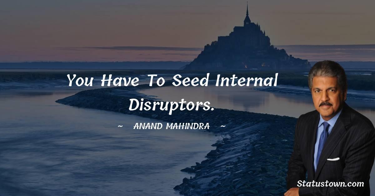 Anand Mahindra Positive Thoughts