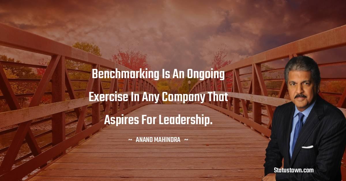 Anand Mahindra Thoughts