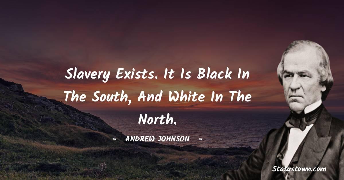 Andrew Johnson Status
