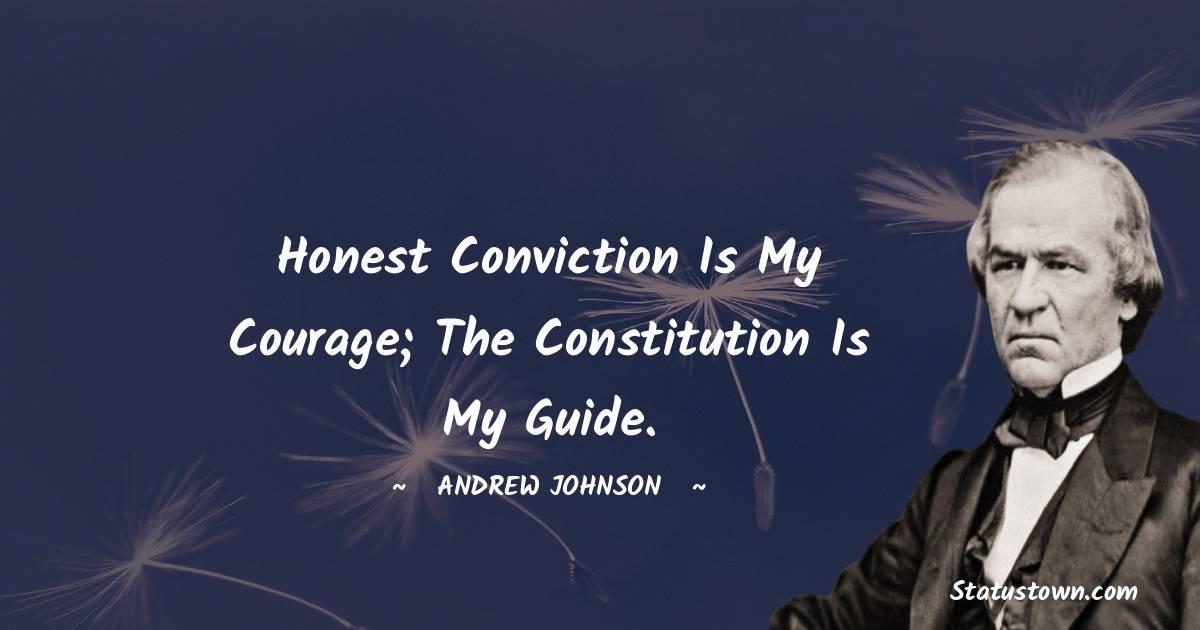 Andrew Johnson Motivational Quotes