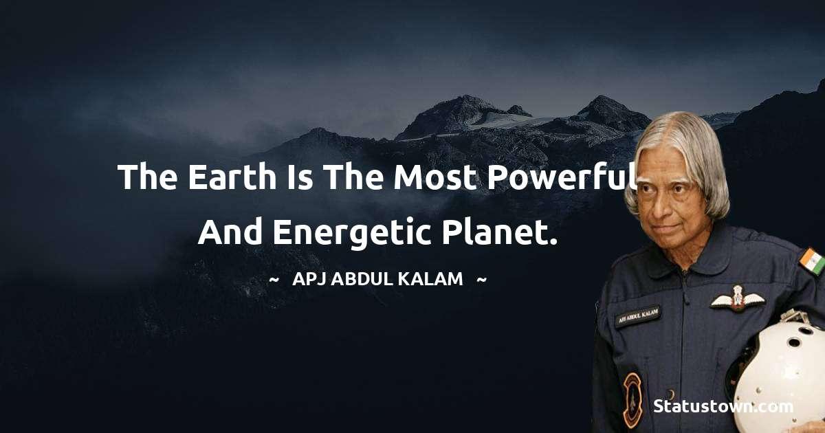 A P J Abdul Kalam Unique Quotes
