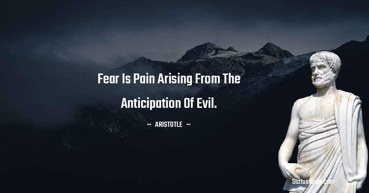Aristotle   Positive Quotes