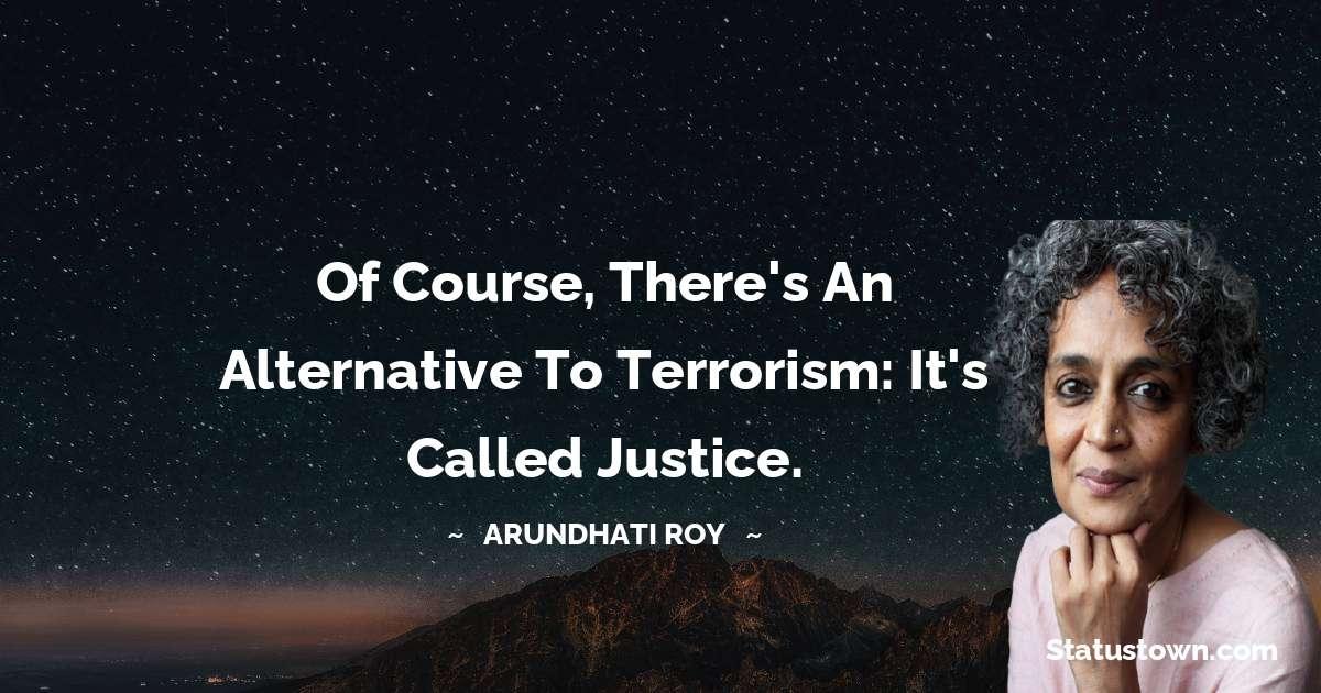 Arundhati Roy positive quotes