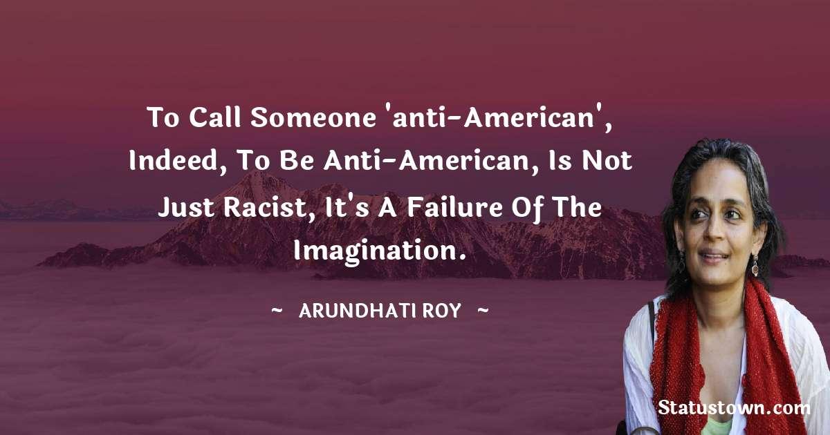 Arundhati Roy whatsapp status