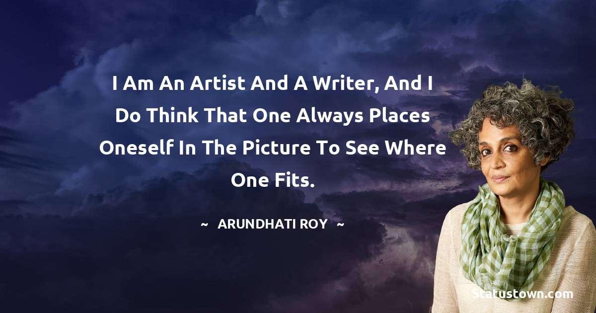 Arundhati Roy motivational Status