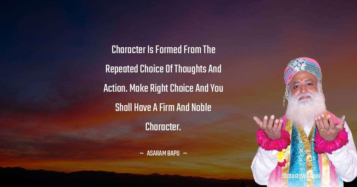 Asaram Bapu Short Quotes