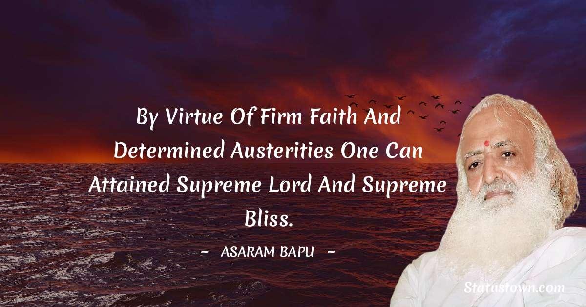 Asaram Bapu Motivational Quotes