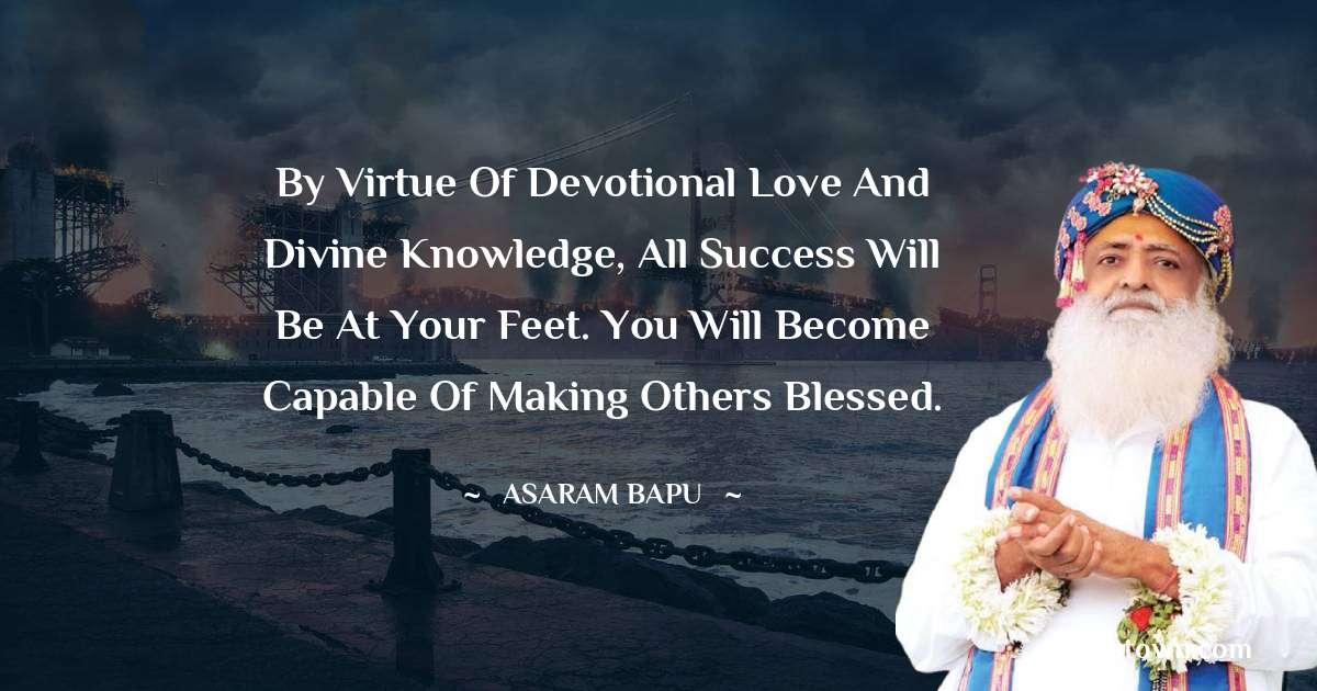 Asaram Bapu Inspirational Quotes