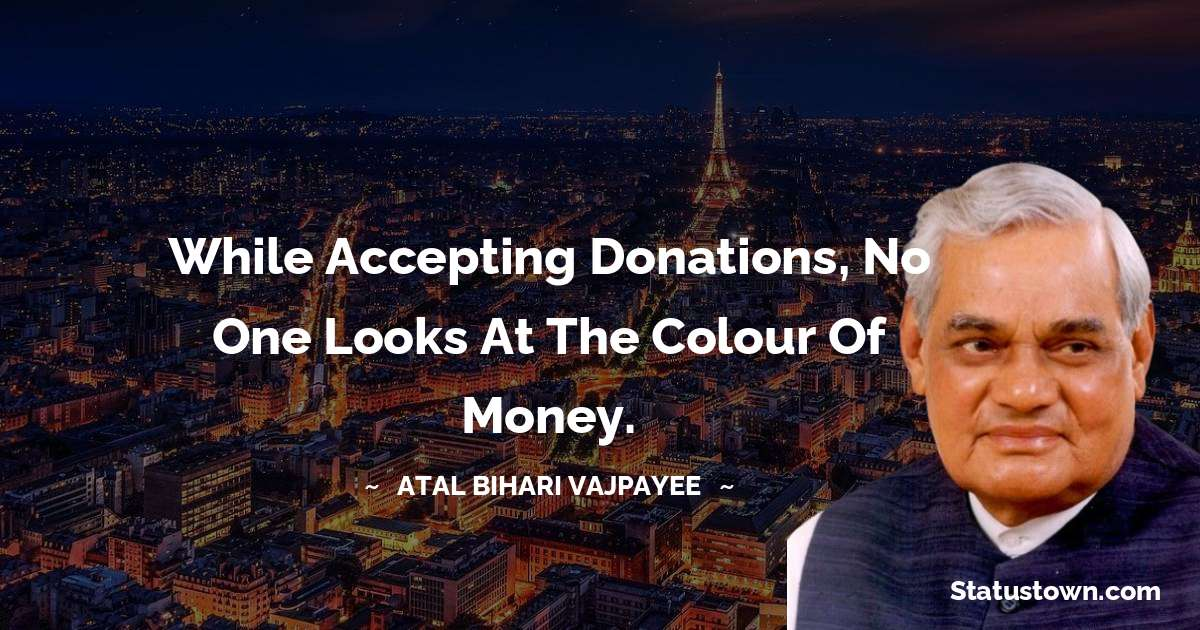 Atal Bihari Vajpayee Quotes images