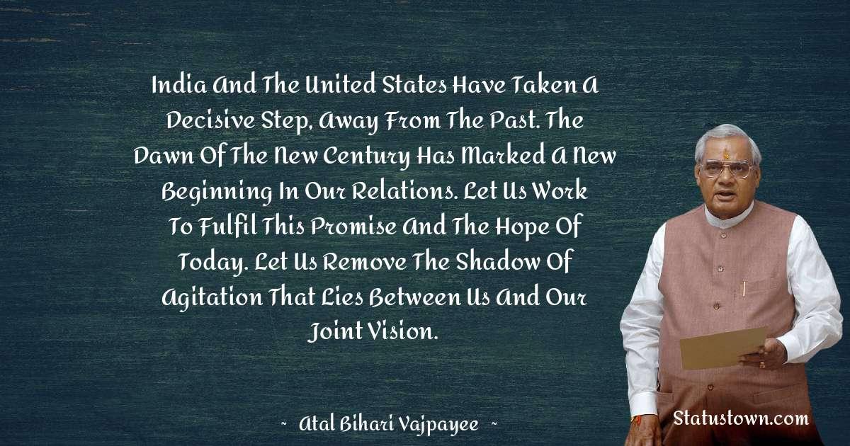 Atal Bihari Vajpayee Thoughts