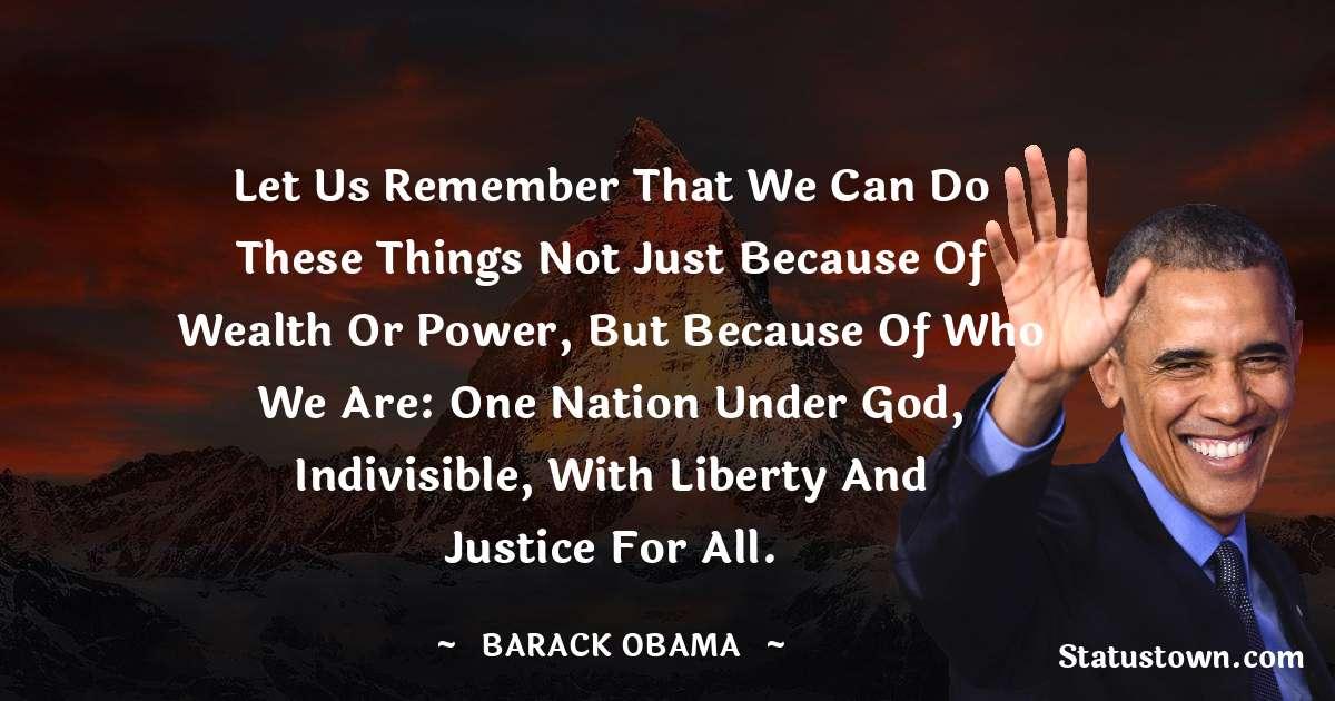 Barack Obama Motivational Quotes