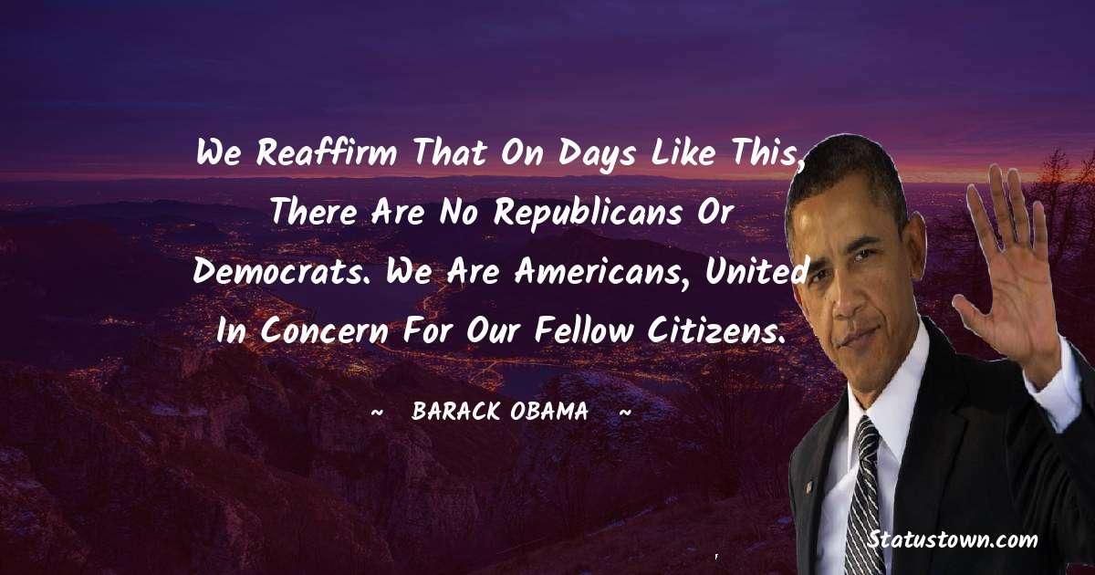 Barack Obama Positive Quotes