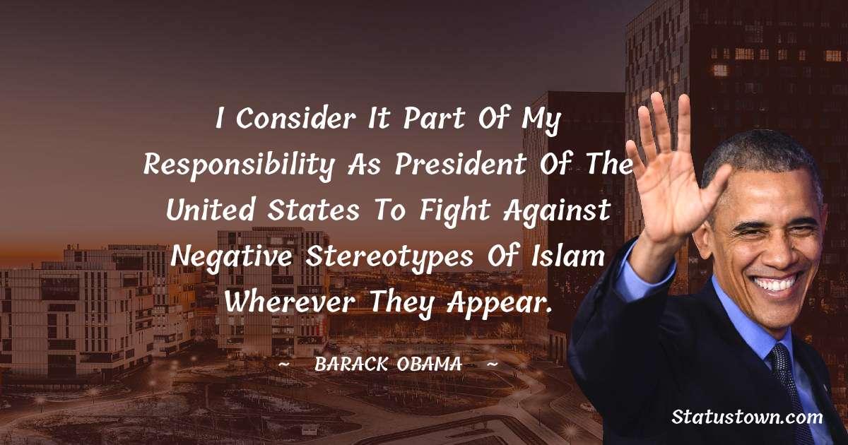 Barack Obama Thoughts