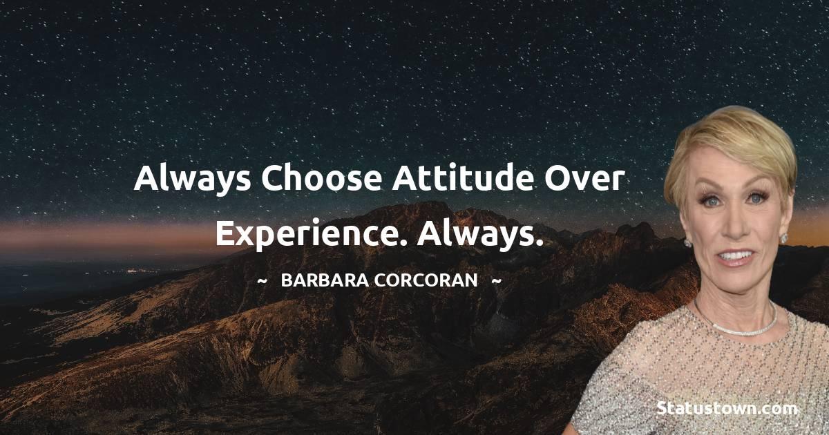 Barbara Corcoran Motivational Quotes