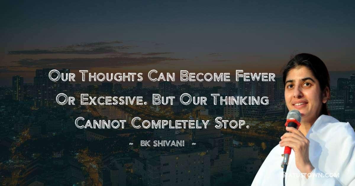 Brahmakumari Shivani  Motivational Quotes