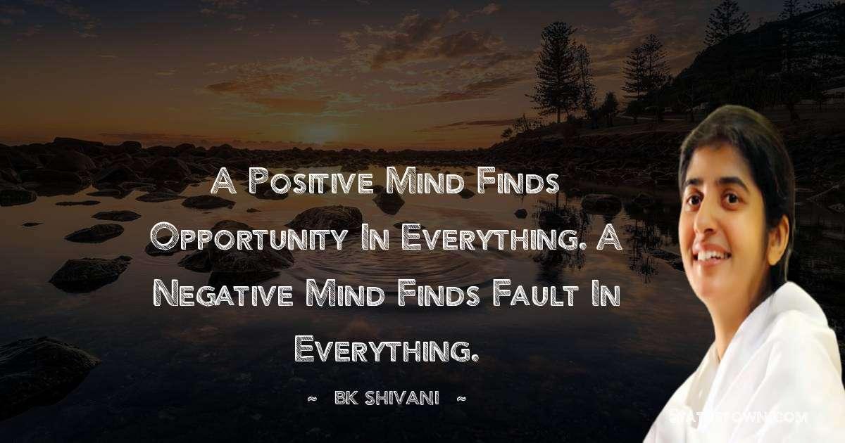 Brahmakumari Shivani  Thoughts
