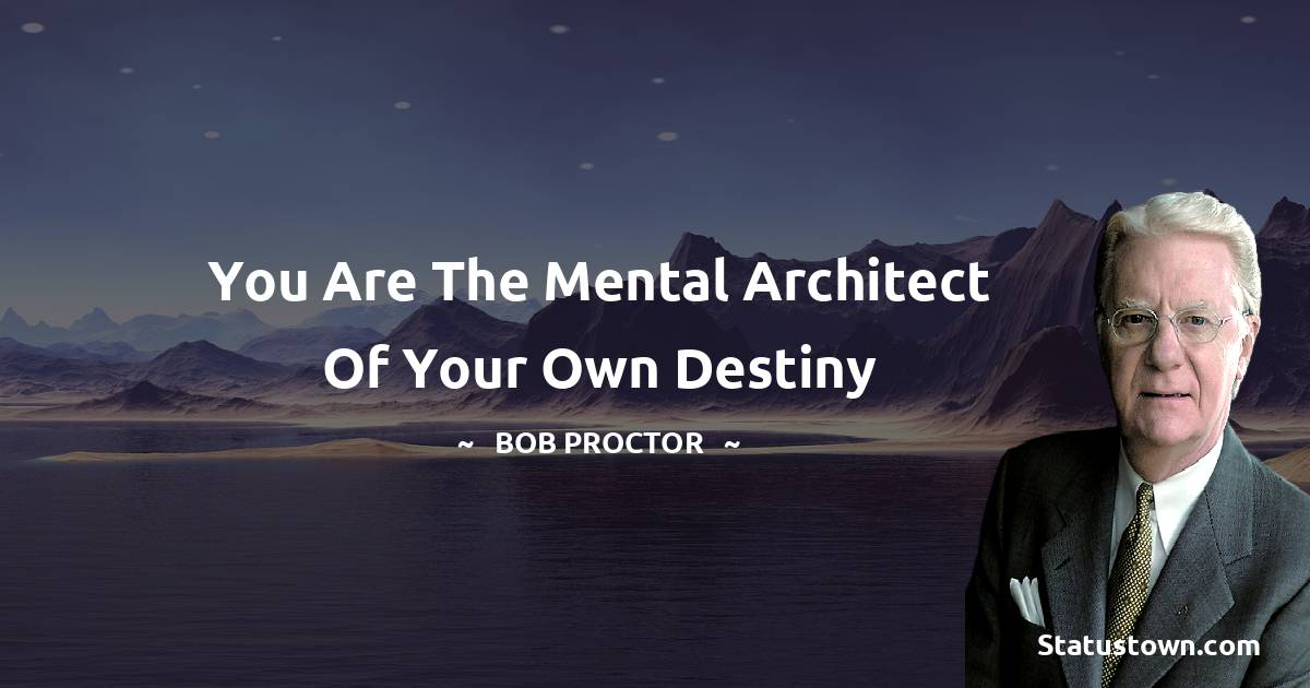 Bob Proctor Status