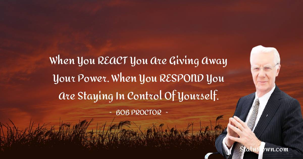 Bob Proctor Quotes images