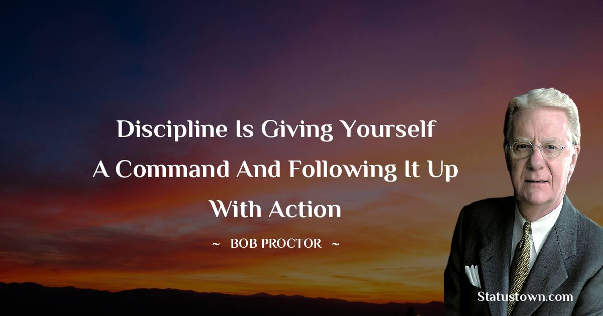 Bob Proctor Inspirational Quotes