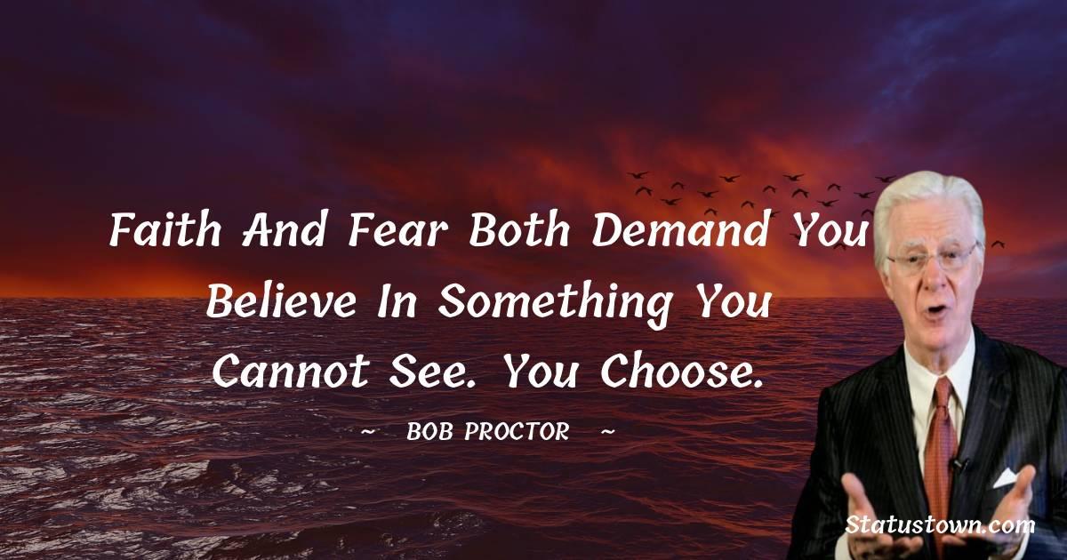 Bob Proctor Unique Quotes
