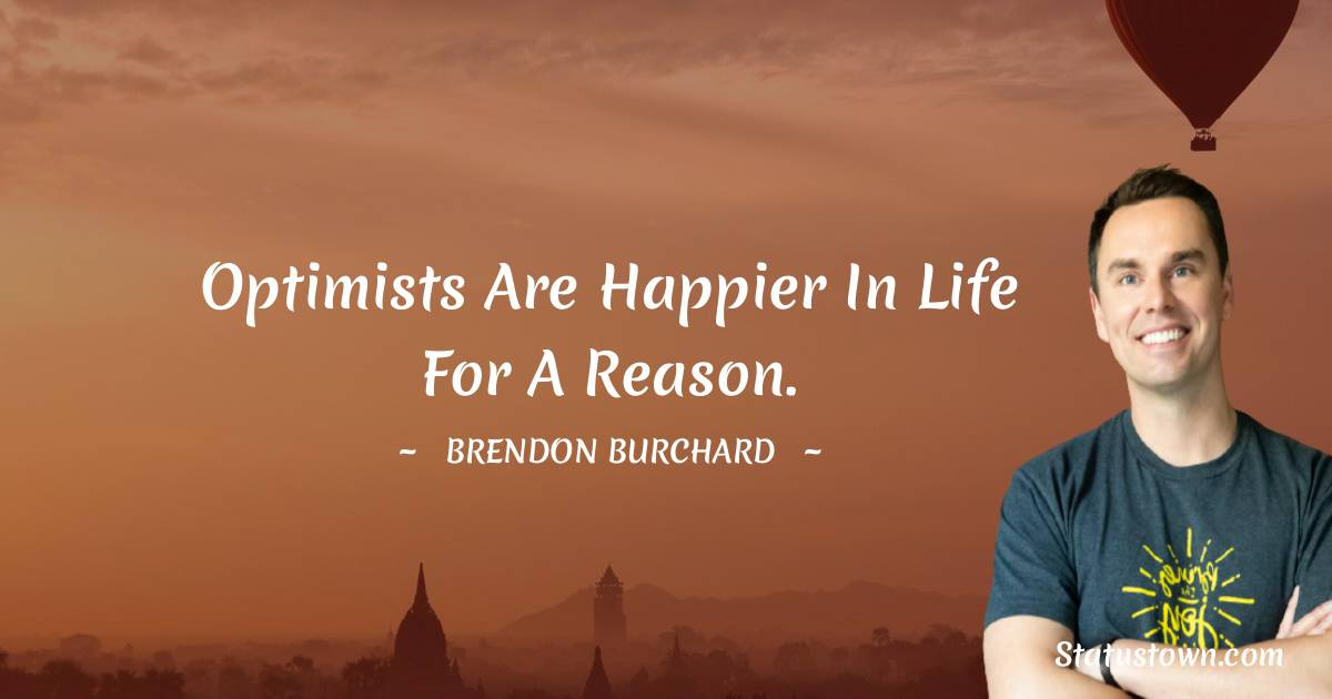 Brendon Burchard Thoughts
