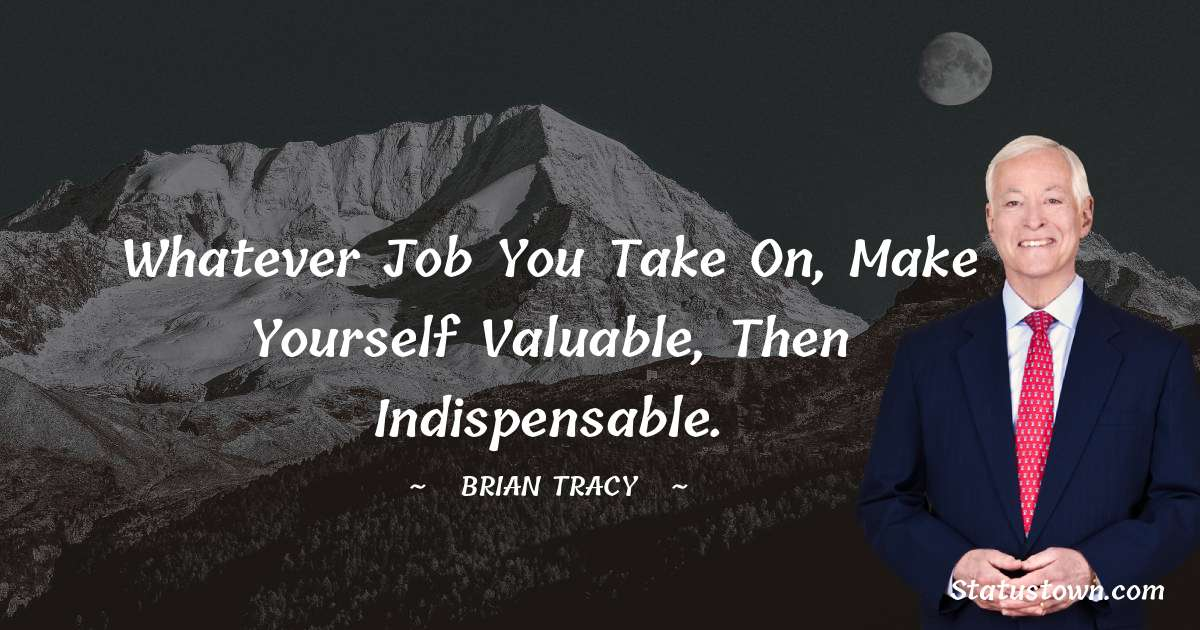 Brian Tracy Short Quotes