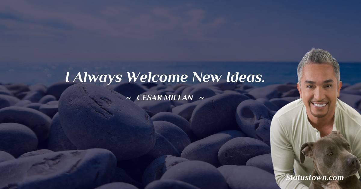 Cesar Millan Inspirational Quotes