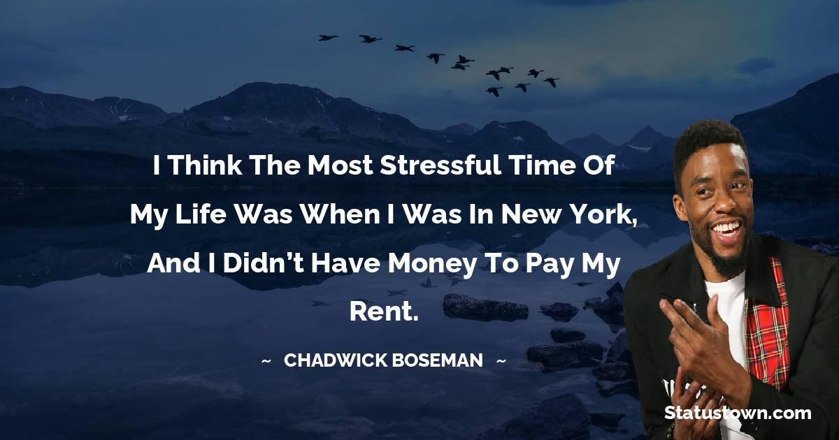 Chadwick Boseman Quotes images