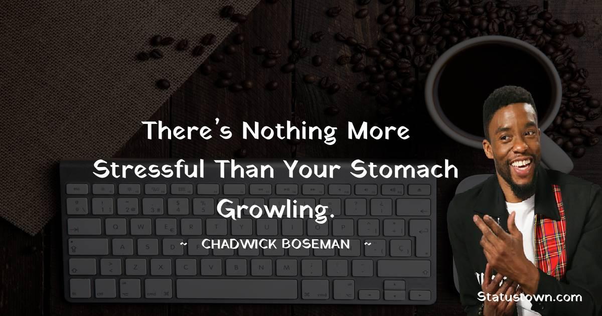 Chadwick Boseman Unique Quotes