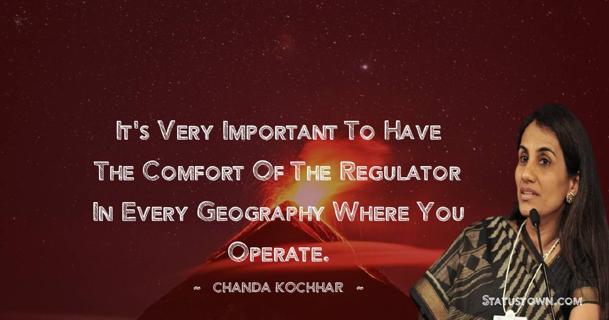 Chanda Kochhar quotes for success