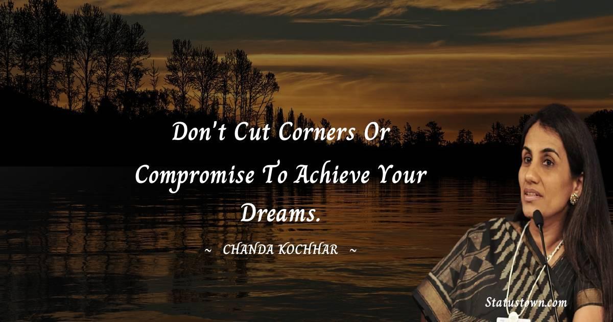 Chanda Kochhar Positive Thoughts