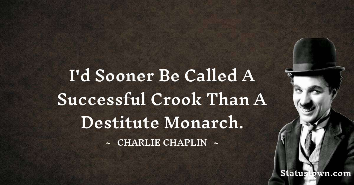 Charlie Chaplin Quotes images