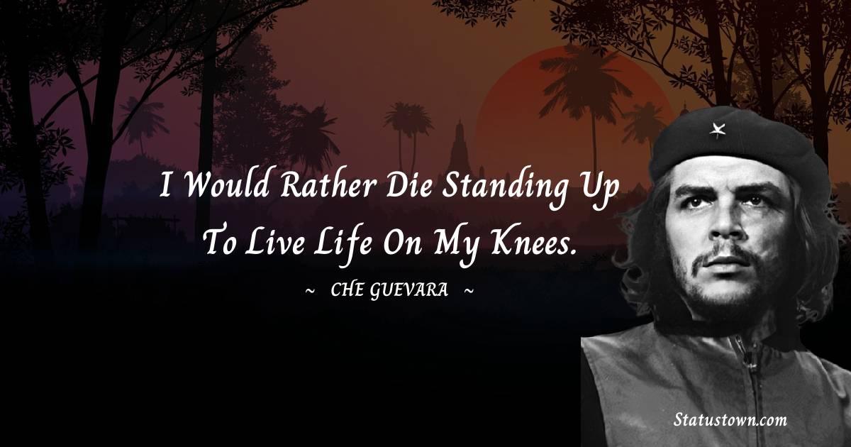 Che Guevara Status
