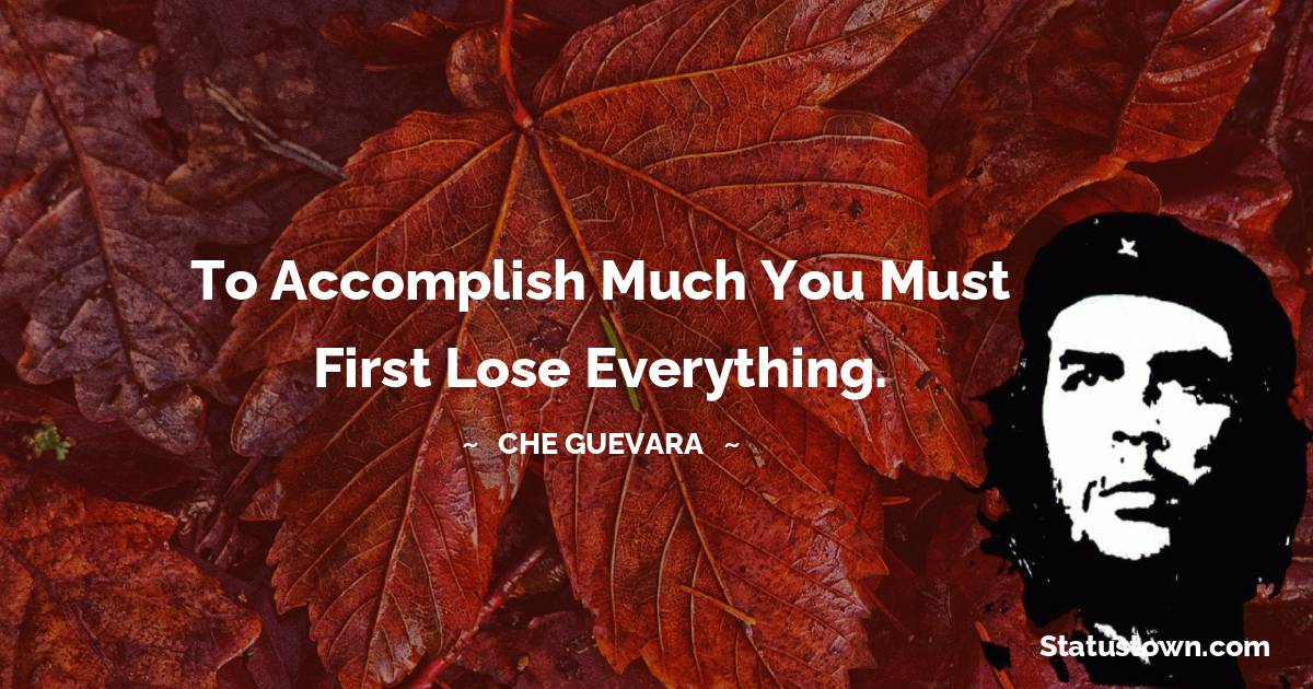 Che Guevara Quotes images