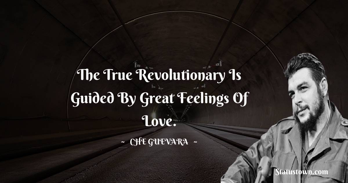 Che Guevara Thoughts