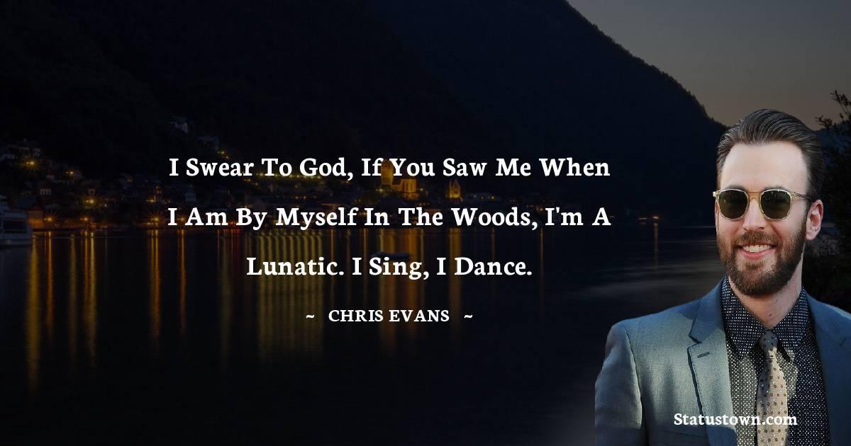 Chris Evans Status