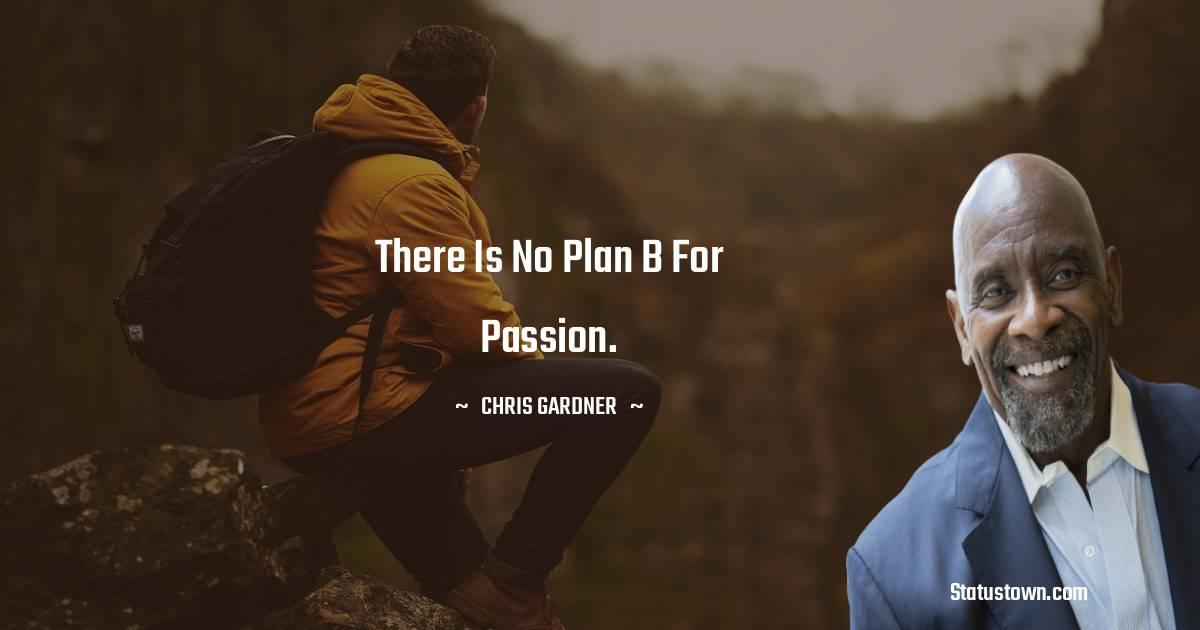 Chris Gardner Thoughts