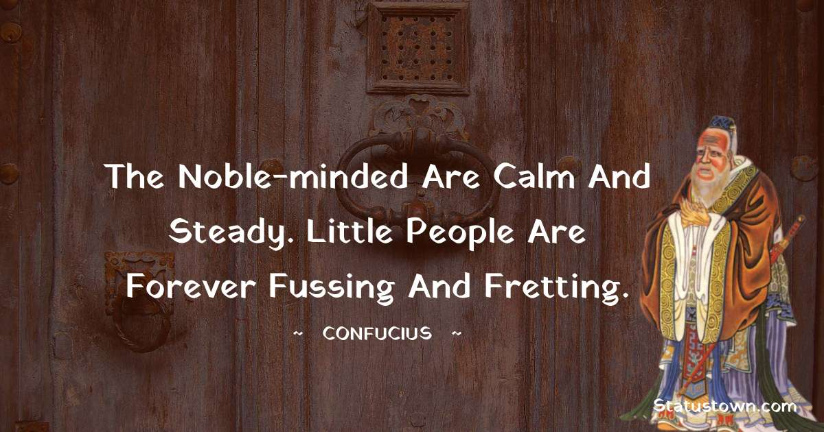 Confucius  Positive Thoughts