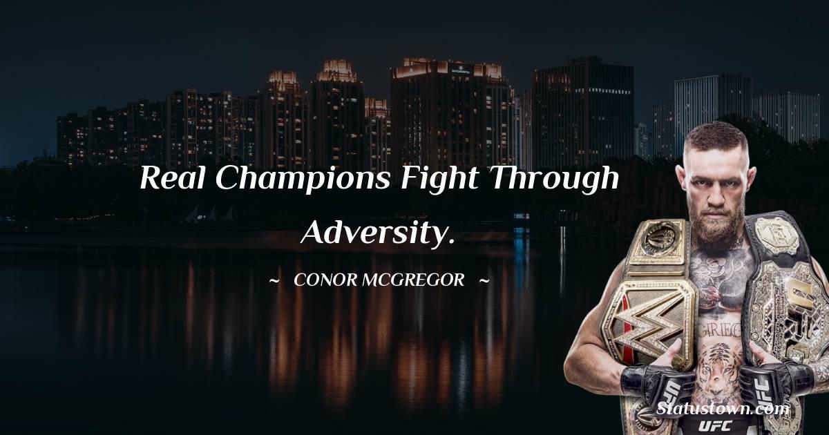 Conor McGregor Quotes images