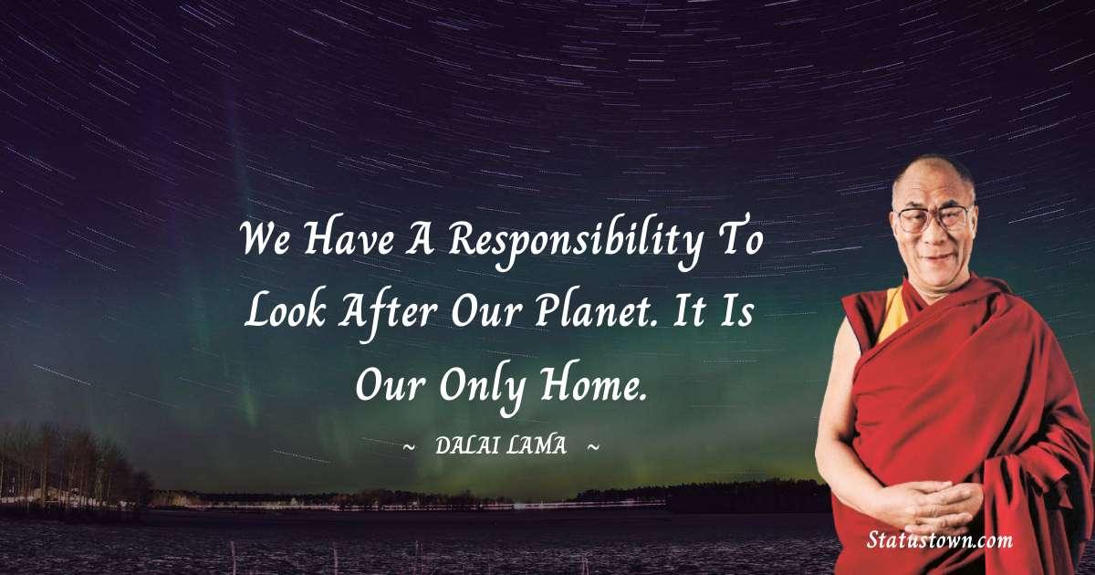 Dalai Lama Short Quotes