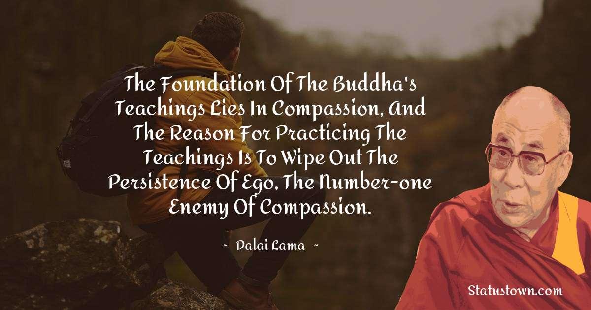Dalai Lama Thoughts